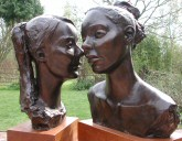 Click here for Sculpture Portrait or Bust Commission examples